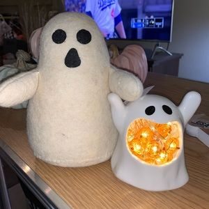 STUFFED FELT GHOST GHOSTIE